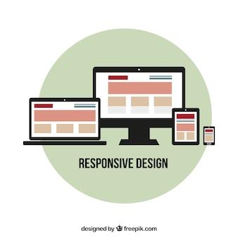 Site web adaptatif