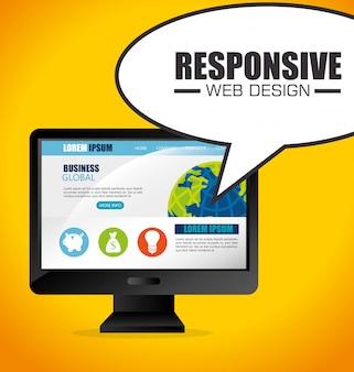 Site web adaptatif.