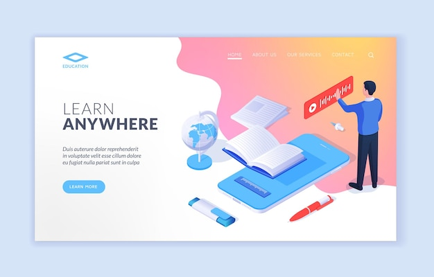 Site web apprendre n'importe où