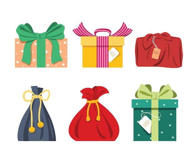 Six styles de cadeaux pour l'élément décoratif du festival