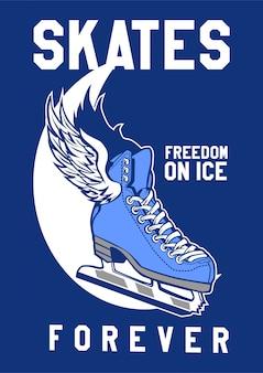 Skates pour toujours