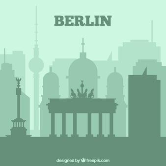 Skyline de berlin