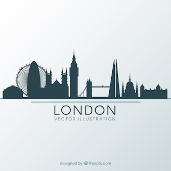 Skyline design de londres