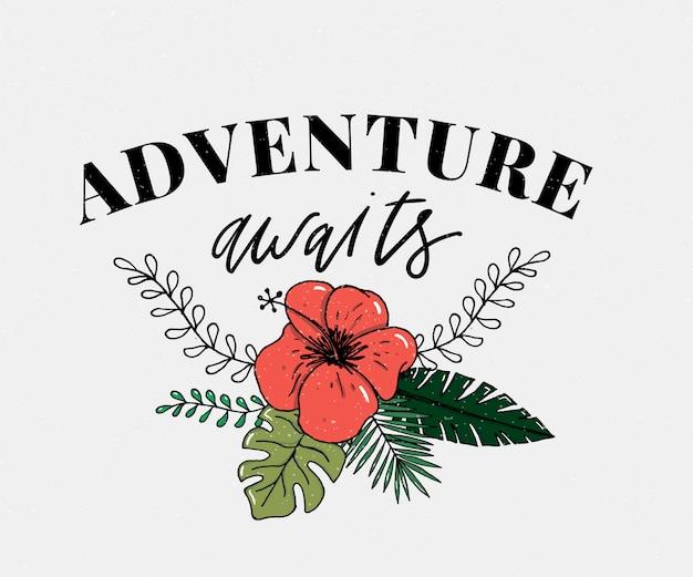 Slogan aventure