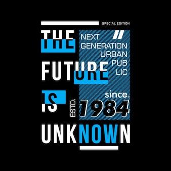 Slogan t shirt design pour t-shirts imprimés
