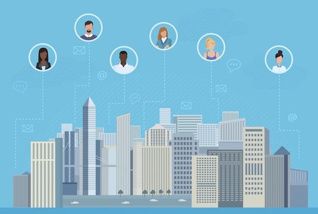 Smart city en communication