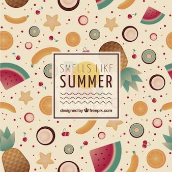 Smells like été