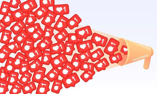 Smmstratégie marketing précisecommunication numériquecible de création et de diffusion de contenu