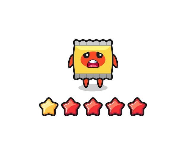 Snack mignon avec symbole de pouce levé sur les médias sociaux, design de style mignon pour t-shirt, autocollant, élément de logo