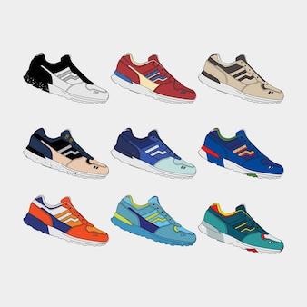 Sneakers pack