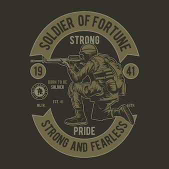 Soldat de fortune