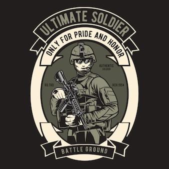 Soldat ultime