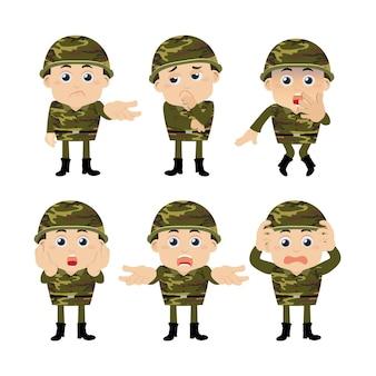 Soldats de l'armée