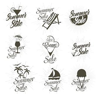Solde d'été