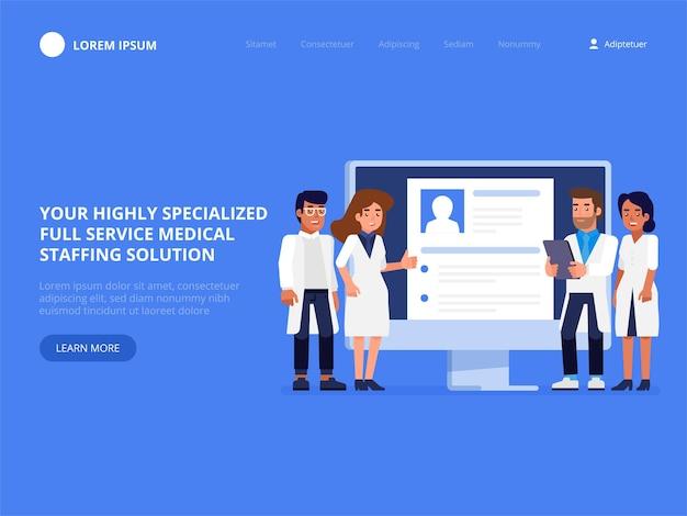 Solution de dotation médicale