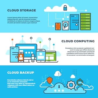 Solutions de cloud computing