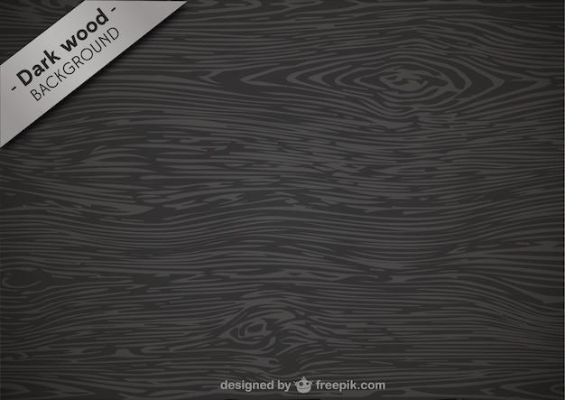 Sombre texture du bois