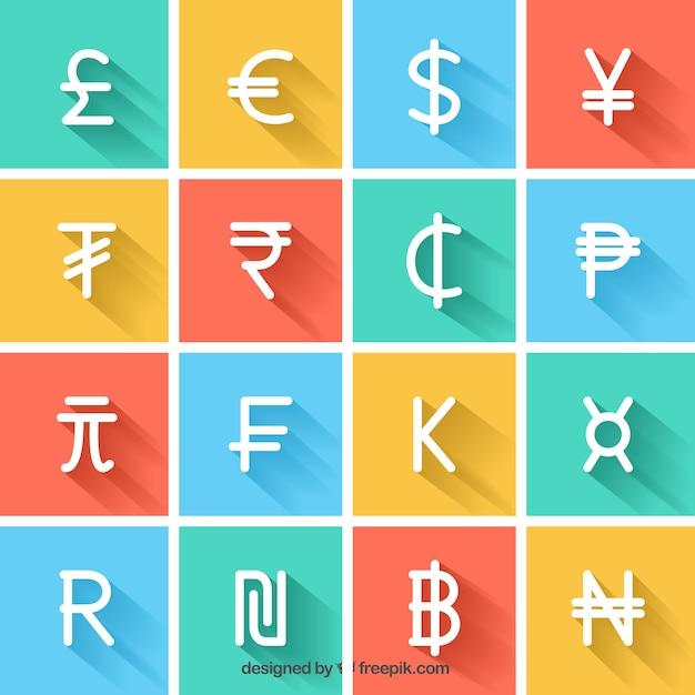 Sortes de pièces de monnaie