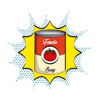 Soupe à la tomate
