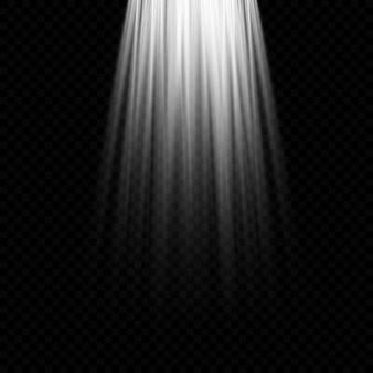 Sources lumineuses, éclairage de concert, projecteurs