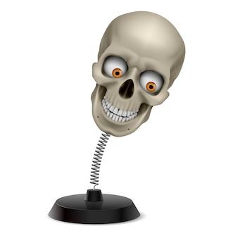 Souvenir de crâne