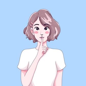 Soyez silencieux