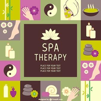 Spa thérapie ensemble
