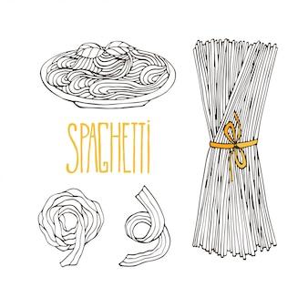 Spaghetti ketches