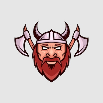 Spartan esports logo illustration
