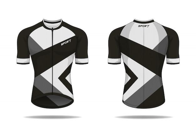 Spécification modèle de maillot de cyclisme