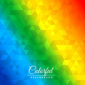 Spectrum fond coloré