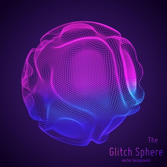 Sphère abstraite de particules