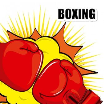 Sport de boxe
