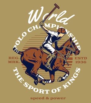 Sport de polo