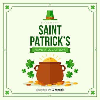 St. patrick's background