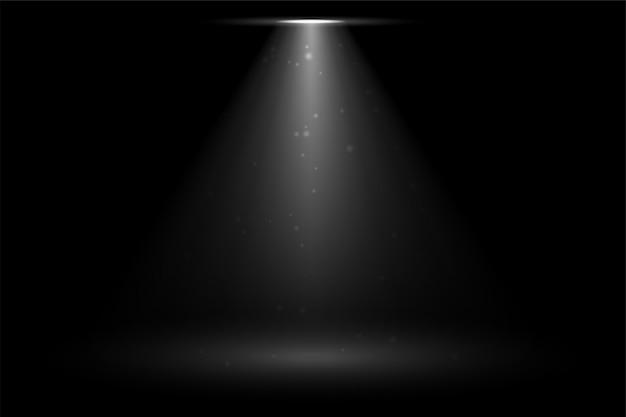 Stage focus sportlight tombant