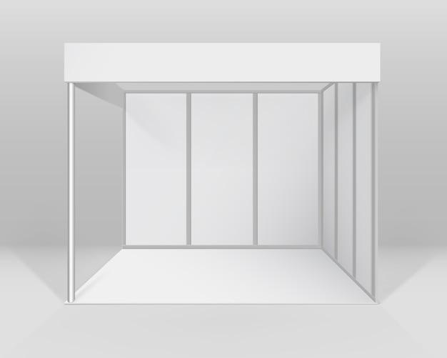 Stand standard de stand d'exposition de commerce intérieur pour la présentation