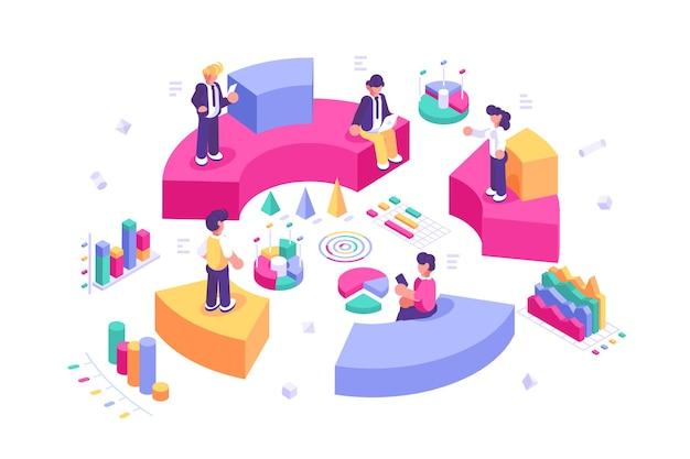 Statistiques et état des affaires et administration financière