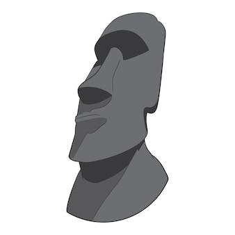 Statue moai easter island
