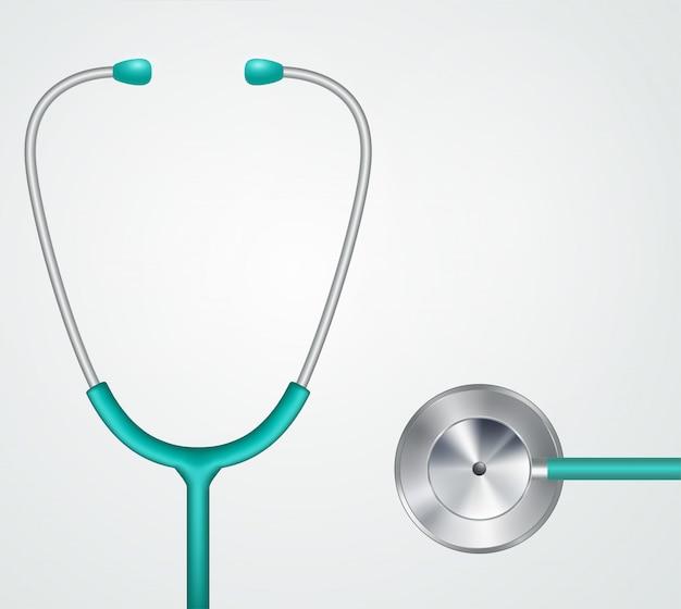 Stéthoscope médical