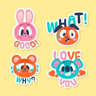 Stickers lol drôles