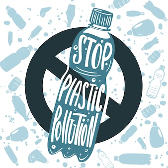 Stopper la pollution plastique
