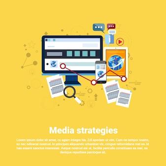 Stratégie de marketing des médias sociaux