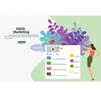 Stratégie de marketing vidéo
