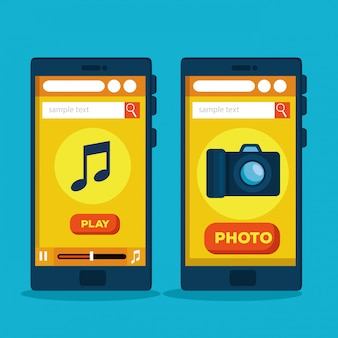 Stratégie de site web smartphones pour vendre en ligne