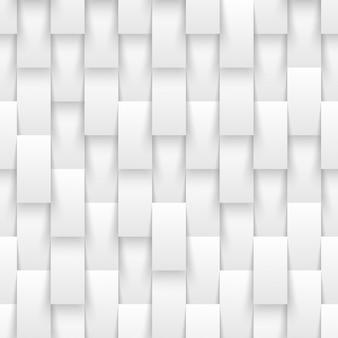Structure 3d technologique modèle sans couture abstrait brillant