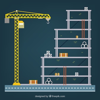 Structure de construction