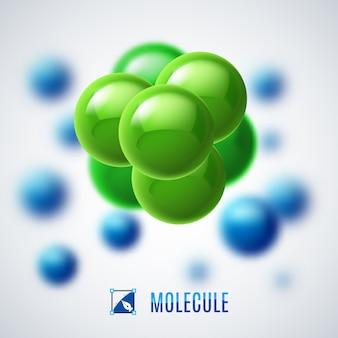 Structure moleculaire
