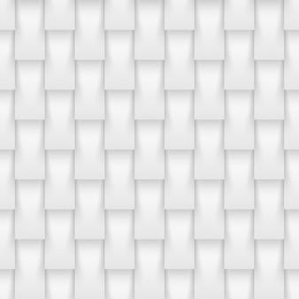 Structure de technologie tétragonale répétitive transparente motif 3d