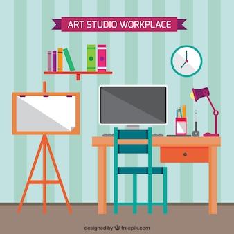 Studio d'art fantastique